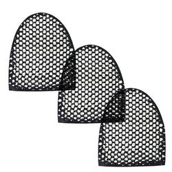 SpaCells Facial Sponge 3 Pack Same Color - Black