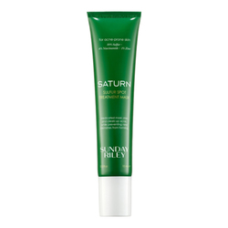 Saturn Sulfur Acne Treatment Mask