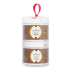 LaLicious Scrub and Butter Duo Sets - Brown Sugar Vanilla, 2 x 56g/2 oz