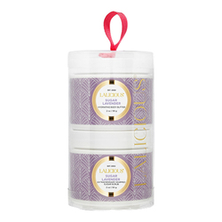 LaLicious Scrub and Butter Duo Sets - Sugar Lavender, 2 x 56g/2 oz