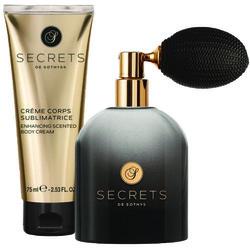Sothys Secrets Eau de Parfum and Enhancing Body Cream Duo, 1 set