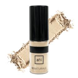 Au Naturale Cosmetics Semi-Matte Powder Foundation - Biscay, 4g/0.1 oz