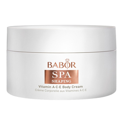 BABOR SPA SHAPING FOR BODY Firming Vitamin ACE Body Cream