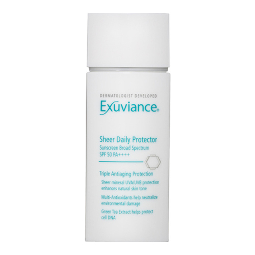 Exuviance Sheer Daily Protector SPF 50, 50ml/1.7 fl oz