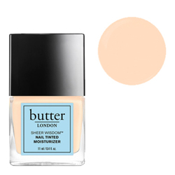 butter LONDON Sheer Wisdom Nail Tinted Moisturizer - Fair, 11ml/0.4 fl oz