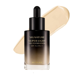 MISSHA Signature Super Light Oil Foundation SPF35 / PA++ (W21), 30ml/1 fl oz