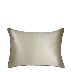 Kumuya  Silk Pillowcase - Champagne Gold, 1 pieces