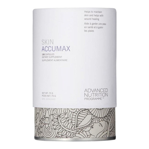 Advanced Nutrition Programme Skin Accumax, 180 capsules