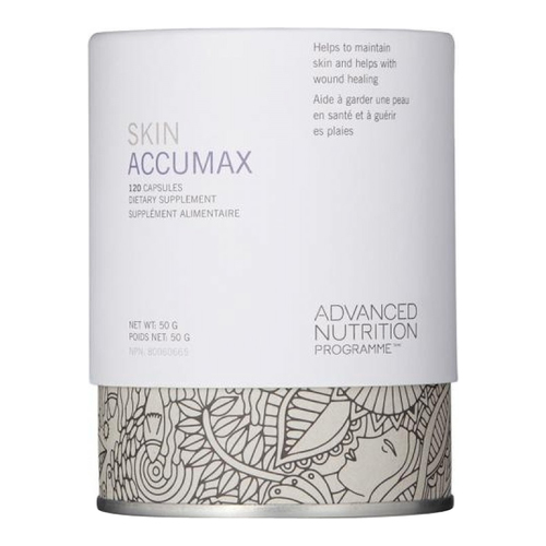 Advanced Nutrition Programme Skin Accumax, 120 capsules