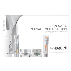 Skin Care Management System (Starter Kit) - Dry/Very Dry