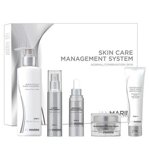 Jan Marini Skin Care Management Systems - Normal to Combination, 1 set