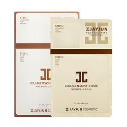 Collagen Skin Fit Mask (25ml x 10 sheets)