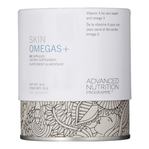 Advanced Nutrition Programme Skin Omegas+, 60 capsules