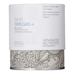 Advanced Nutrition Programme Skin Omegas+, 180 capsules