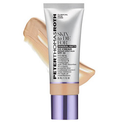 Peter Thomas Roth Skin To Die For  Mineral-Matte CC Cream Broad Spectrum SPF 30 - Light, 30ml/1 fl oz