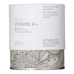 Advanced Nutrition Programme Skin Vitamin A+, 60 capsules