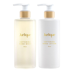 Jurlique Softening Hand Care Set - Rose, 2 x 300ml/10.1 fl oz
