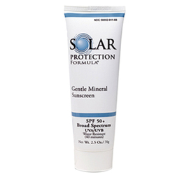 Gentle Mineral Sunscreen SPF 50+