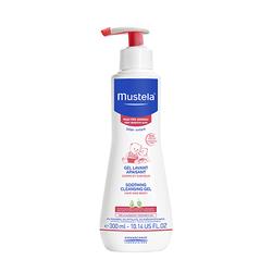 Mustela Soothing Cleansing Gel, 300ml/10.1 fl oz