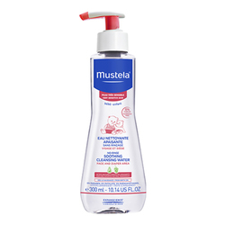 Mustela Soothing No Rinse Cleansing Water, 300ml/10.1 fl oz