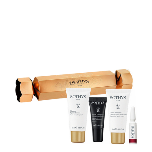 Sothys Detox Energie Radiance Kit, 4 pieces