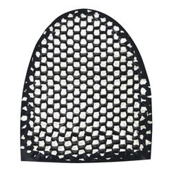 SpaCells  Facial Sponge Single pack - Black