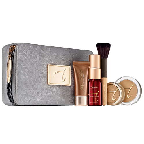jane iredale Starter Kit - Dark (Butternut), 1 set