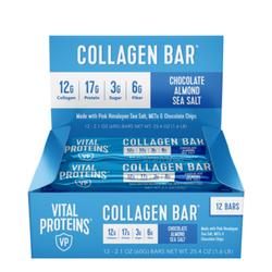 Stay Vital Collagen Bar Brownie Sea Salt