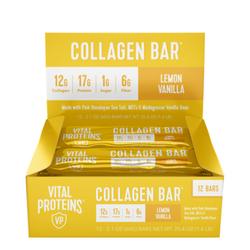 Stay Vital Collagen Bar Lemon Blondie