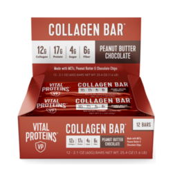 Stay Vital Collagen Bar Peanut Butter Cookie