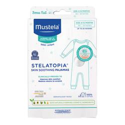 Mustela Stelatopia Skin Smoothing Pajamas - Size 6-12 Months, 1 piece