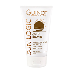 Guinot Sun Logic Self-tanner Body Milk, 150ml/5.1 fl oz