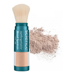 Sunforgettable Mineral Sunscreen Brush SPF 30 - Medium (Perfectly Clear)