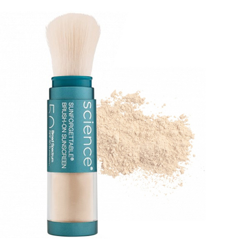 Colorescience Sunforgettable Mineral Sunscreen Brush SPF 50 - Fair, 6g/0.2 oz