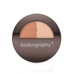 Bodyography Sunsculpt Bronzer and Highlighter Duo, 10g/0.35 oz