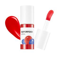 Super Food Lip Oil (Berry)