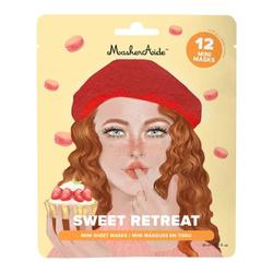 Sweat Retreat Mini Sheet Masks