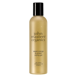 Sweet Orange and Silk Protein Styling Gel