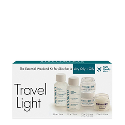 Bioelements Travel Light Kit for Oily, Very Oily Skin, 1 set