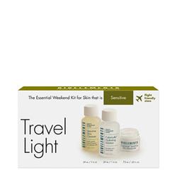Travel Light Kit for Sensitive Skin