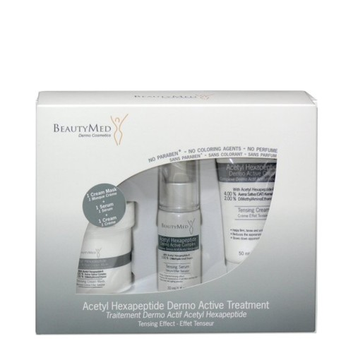 BeautyMed Acetyl Hexapeptide Dermo Active Treatment Kit, 1 piece