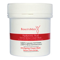 BeautyMed Hyaluronic Acid Dermo Active Cream Mask, 100ml/3.4 fl oz