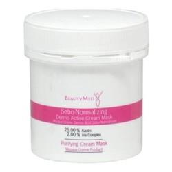 BeautyMed Sebo Normalizing Dermo Active Cream Mask, 100ml/3.4 fl oz