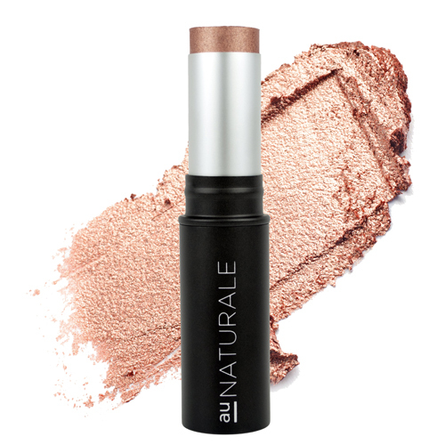 Au Naturale Cosmetics The All-Glowing Creme Highlighter Stick - Rose Gold, 9g/0.3 oz