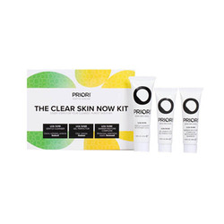 The Clear Skin Now Kit (LCA Cleanser, Gel Perfector, Barrier Restore)