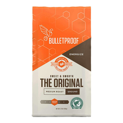 Bulletproof  The Original Ground Coffee, 340g/12 oz