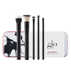 Glo Skin Beauty The Portrait Brush Collection, 1 set