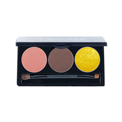 Tri Pressed Mineral Eye Shadow Compact - St. Tropez