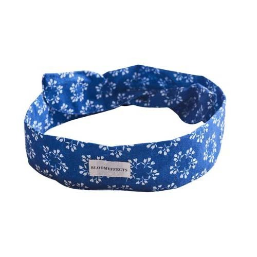 BLOOMEFFECTS Tulip Headband - Blue, 1 piece
