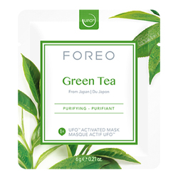 UFO Activated Mask, Farm-to-Face Collection - Green Tea